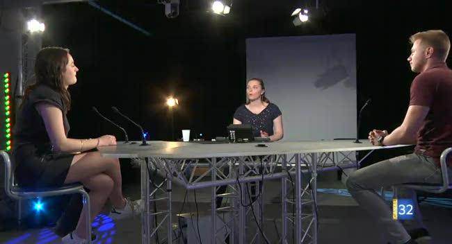 Canal 32 - Mag étudiant : deux rendez-vous fin mai avec Innov'utt !