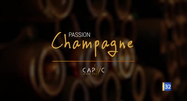 Canal 32 - Passion Champagne