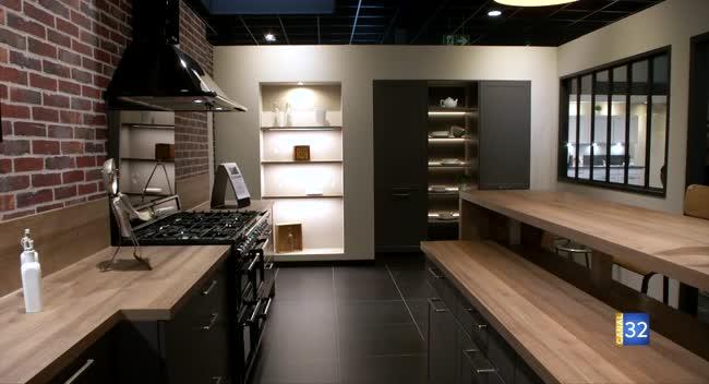 Tendances déco : des cuisines dans l\'esprit atelier, scandinave ou ...