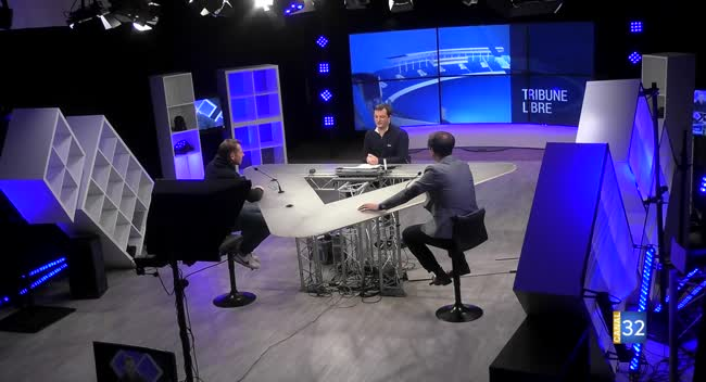 Canal 32 - Tribune libre : Dunkerque - Estac