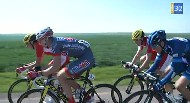 Canal 32 - Tronet remporte le 56ème Paris-Troyes