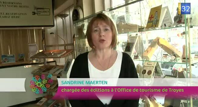 Troyes ville aux mille couleurs canal32 - Office du tourisme de troyes ...