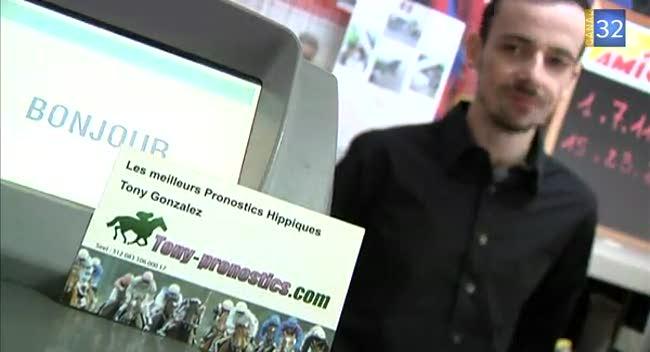 Canal 32 - Un aubois élu champion des pronostics hippiques