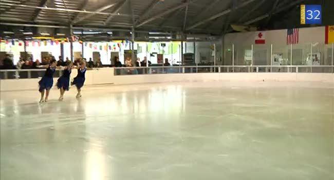 Canal 32 - Une compétition de patinage pour amateurs