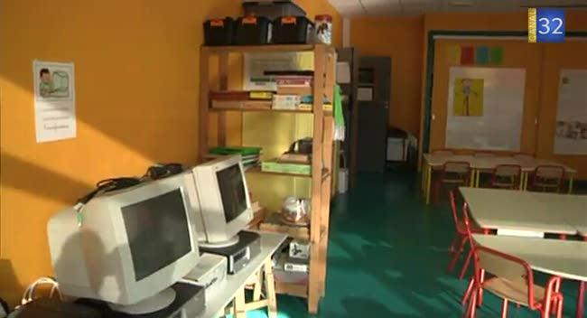 Canal 32 - Une nouvelle école pour les maternelles de Saint-Léger-près-Troyes