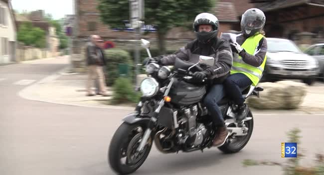 Canal 32 - 130 motos pour le 16ème Rallye sécurité moto ce dimanche
