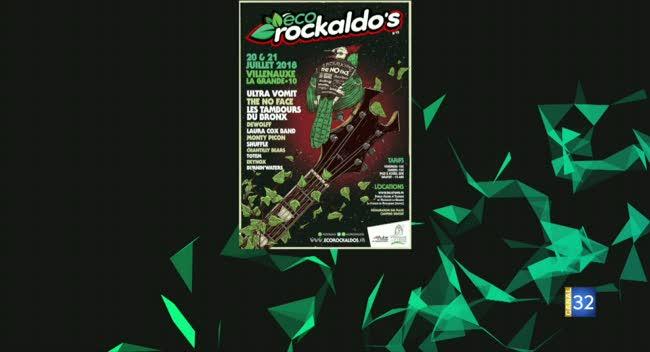 Canal 32 - Génération Y : le festival Éco Rockaldo's à Villenauxe-la-Grande (partie 1)