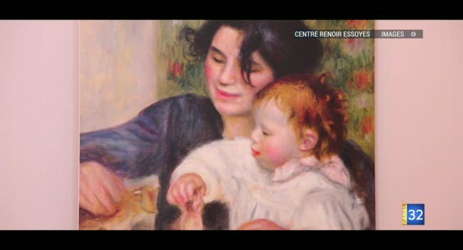 Canal 32 - Musée d'Art Moderne de Troyes : une grande exposition sur Renoir en préparation