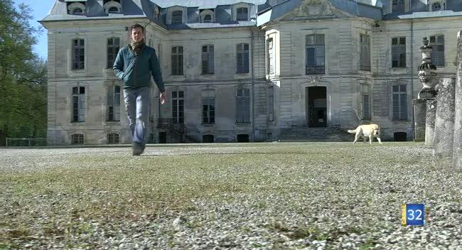 Canal 32 - Edouard, 23 ans et déjà un château !