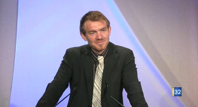 Canal 32 - 2ème circonscription : Jean-Christophe Lefevre (FN)