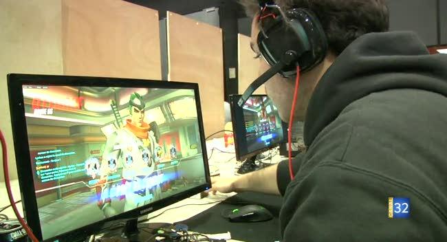 Canal 32 - Troyes : le 3ème festival des jeux ouvre ce vendredi au Cube.
