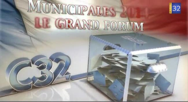 Canal 32 - Municipales Troyes : le grand forum