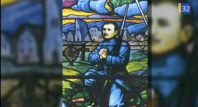 Canal 32 - Les rencontres de la Cité du Vitrail : les vitraux commémoratifs