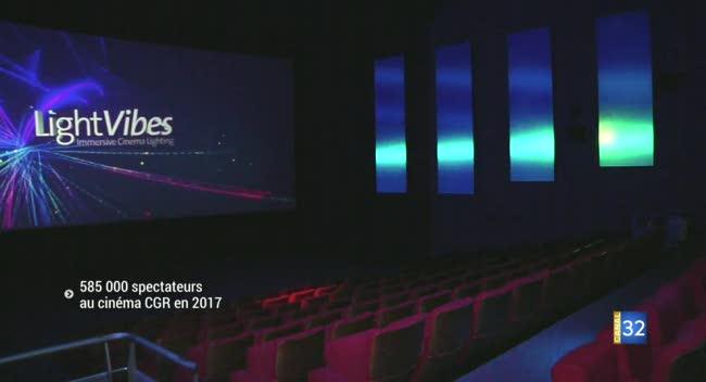 Canal 32 - Quatre nouvelles salles au cinéma CGR dès mars 2018