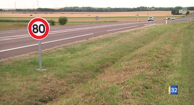 Canal 32 - 80 km/h : la limitation de vitesse pourrait être revue dans l'Aube