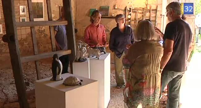 Canal 32 - A la rencontre des artistes de Villiers-le-Bois