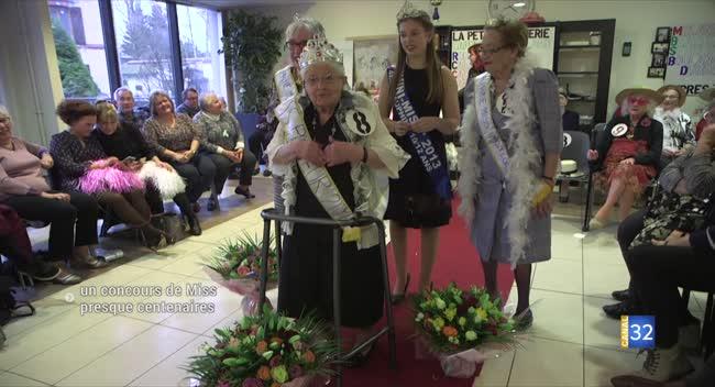 Canal 32 - Romilly-sur-Seine : des Miss de 80 à 104 ans !