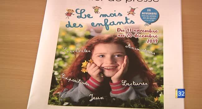 Canal 32 - À Saint-André-les-Vergers, c'est bientôt le Mois des enfants !