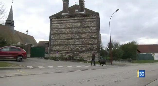 Canal 32 - Torvilliers : des habitations touchées par les remontées de nappes