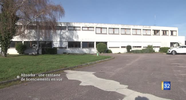 Canal 32 - Absorba (groupe Kidiliz) : une centaine de licenciements en vue à Troyes