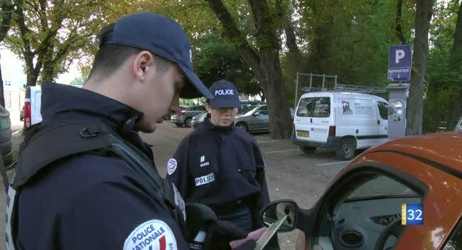 Canal 32 - Agglo troyenne : une opération de sécurité routière contre les mauvais comportements