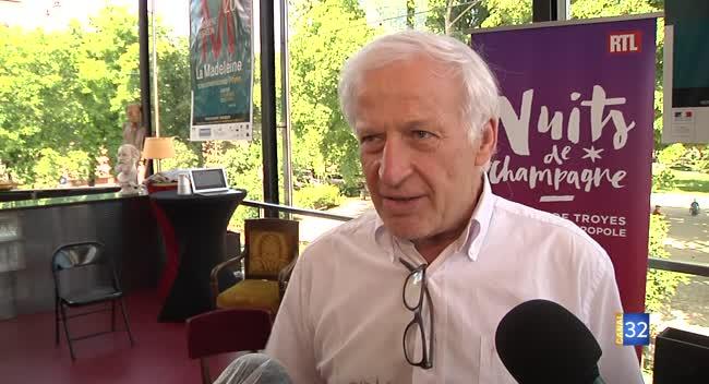 Canal 32 - Nuits de Champagne : l'édition 2020 reportée ! Interview.