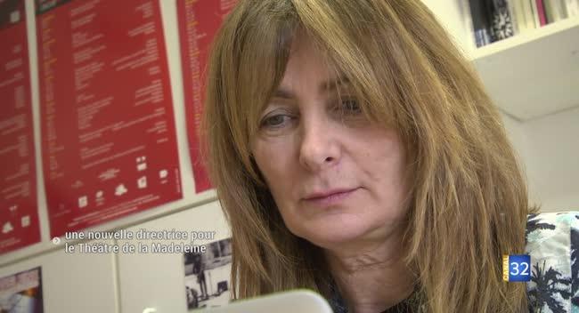 Canal 32 - Troyes : après une vie consacrée à l'art, Corinne Licitra dirige La Madeleine