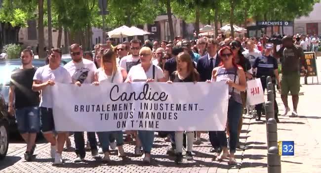 Canal 32 - Assises de l'Aube : le procès du meurtre de Candice s'est ouvert ce mercredi matin