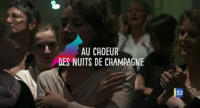 Canal 32 - Au Choeur des Nuits de Champagne, le documentaire