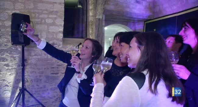 Canal 32 - Le Champagne Day, un apéritif mondial produit dans l'Aube !