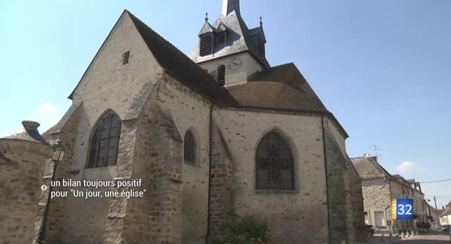 Canal 32 - Aube : plus de 6 500 visiteurs cet été pour l'opération Un jour, une église