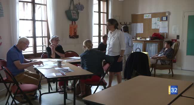Canal 32 - Les bénévoles de l'AVF de Troyes facilitent l'intégration dans sa nouvelle ville