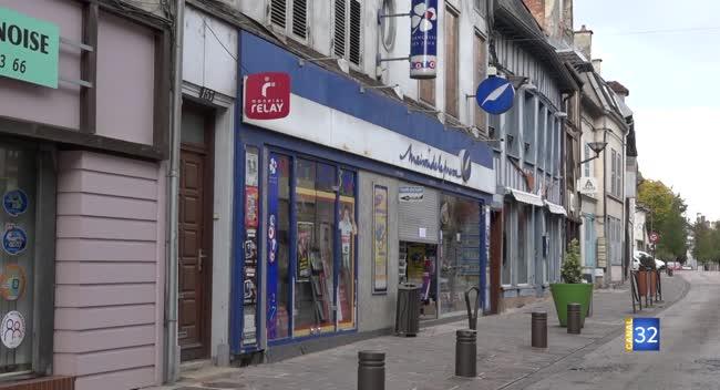 Canal 32 - Bar-sur-Seine : l'auteur du braquage de la Maison de la presse écroué