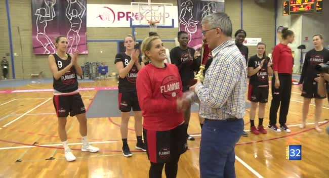 Canal 32 - Basket : Charleville s'adjuge la Just One Life Pro Cup