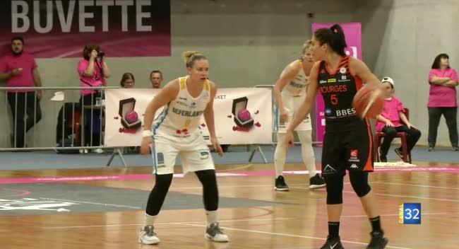 Canal 32 - Basket Just One Life Pro Cup : Bourges s'adjuge la 2ème édition