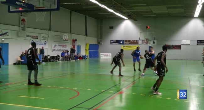 Canal 32 - Basket N3, le BCSA au bout du suspense face à Neuilly : 101-91