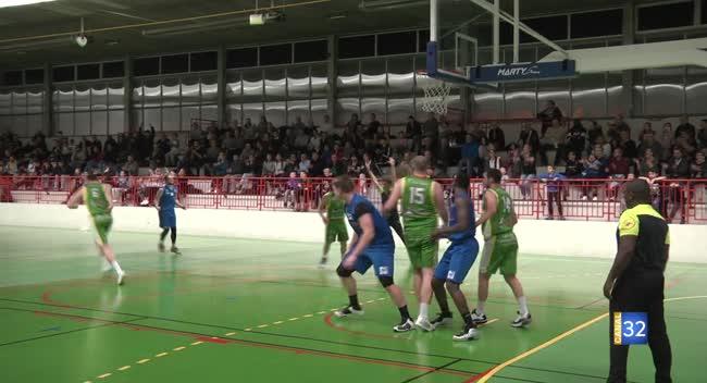 Canal 32 - Basket N3, le BCSA dézingue le leader Weitbruch : 76-64