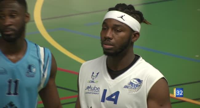 Canal 32 - Basket N3 : le BCSA sans forcer face à Marne-la-Vallée : 90-76