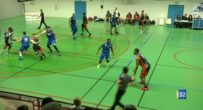 Canal 32 - Basket N3, le BCSA termine sa saison par un revers face à Ozoir : 77-79