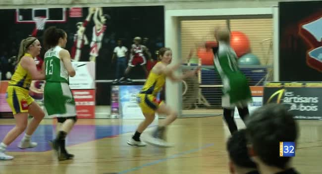 Canal 32 - Basket N3, le SSB rentre dans le rang après sa défaite contre Sceaux : 71-73