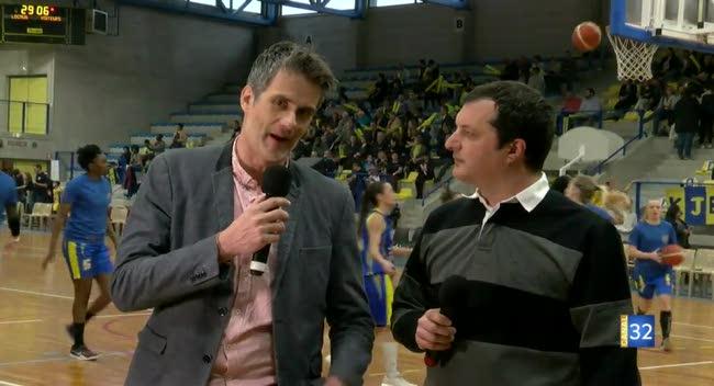 Canal 32 - Basket SSB-Trith : l'avant-match