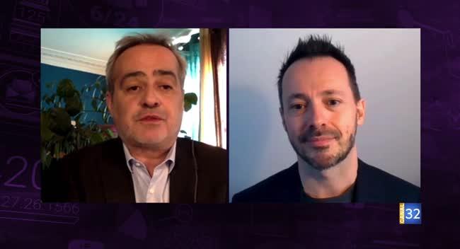 Canal 32 - Business Club, l'interview flash éco - Le premier des conseils pour un entrepreneur face à la crise du Coronavirus