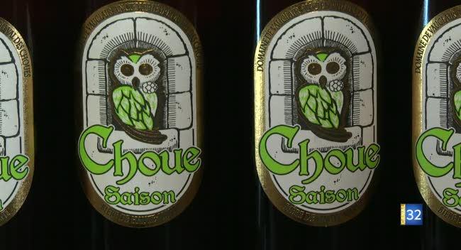 Canal 32 - Bières artisanales : La Choue séduit les consommateurs haut-marnais