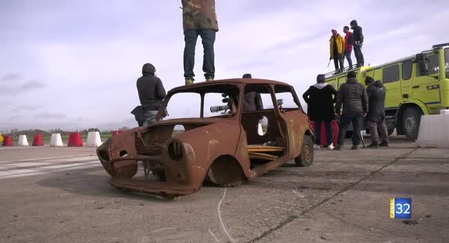 Canal 32 - Brienne-le-Château : dans les coulisses de Top Gear France