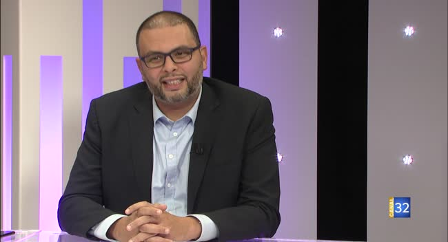 Canal 32 - Business Club de France des Entrepreneurs - Aziz Senni