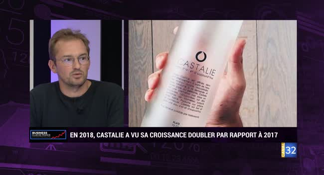 Canal 32 - Business Club de France des Entrepreneurs - Castalie
