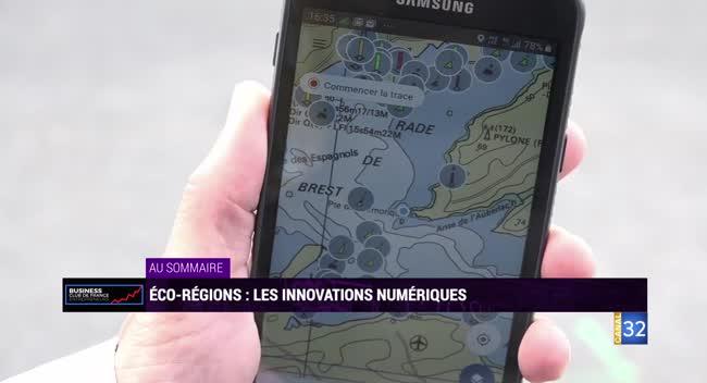 Canal 32 - Business Club de France des Entrepreneurs - Applications et innovations