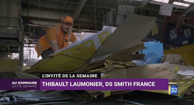 Canal 32 - Business Club de France des Entrepreneurs - DS Smith