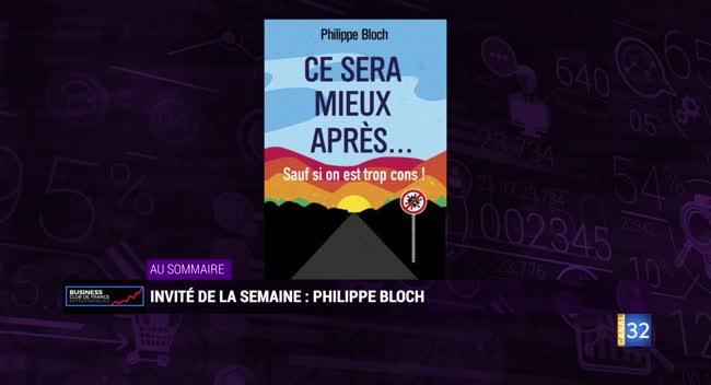 Canal 32 - Business Club de France des Entrepreneurs - Philippe Bloch