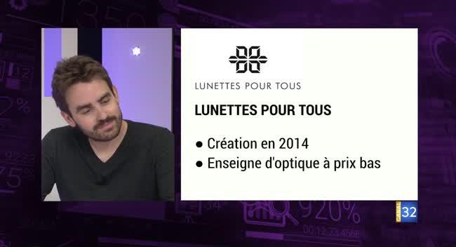 Canal 32 - Business Club de France des Entrepreneurs - Lunettes pour tous